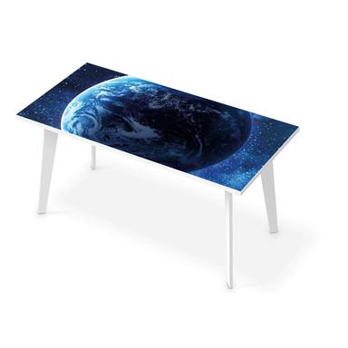 Tischfolie - Planet Blue