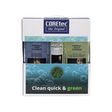 COREtec® Cleaning-Set für elastische Bodenbeläge