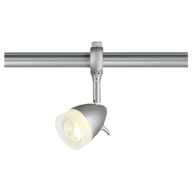 Easytec II Leuchtenspot Kano, GU10. silbergrau, dreh- und schwenkbar - Bild 1