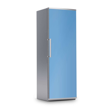 Kühlschrankfolie 60x180cm - Blau Light- Bild 1