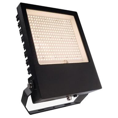 LED Strahler Atik in Schwarz und Transparent 240W 26900lm IP65