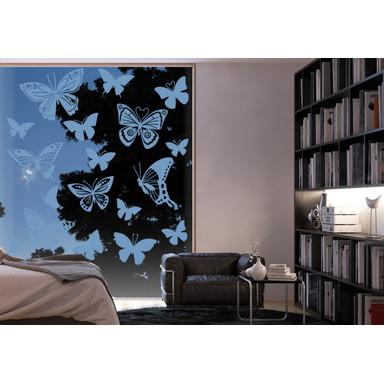 Glasdekor Schmetterlingsfamilie
