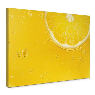 Leinwandbild Lemon Squeezy