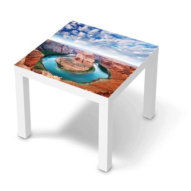Möbelfolie IKEA Lack Tisch 55x55cm - Grand Canyon