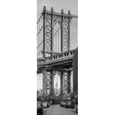 Fototapete Brooklyn View