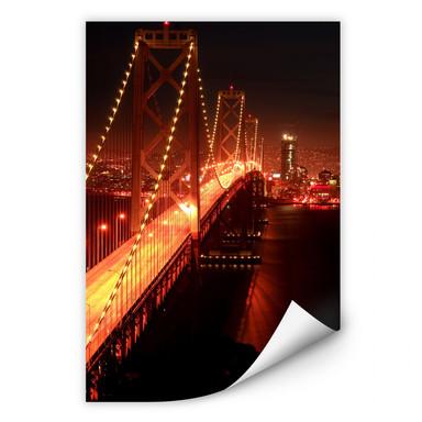 Wallprint Lights in San Francisco