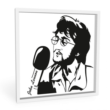 Wandbild John Lennon