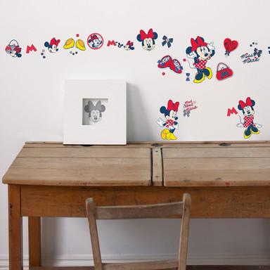 Wandsticker-Set Maxi Minnie Mouse - Bild 1