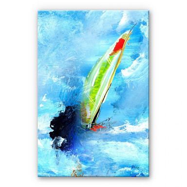 Acrylglasbild Niksic - Wassersport