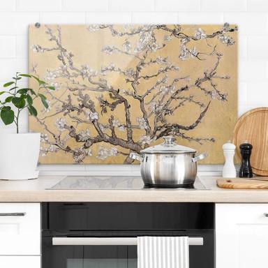 Spritzschutz van Gogh - Mandelblüte Creme