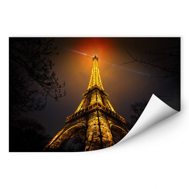 Wallprint Geiger - La Tour Eiffel