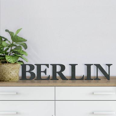 MDF-Holzbuchstaben Berlin