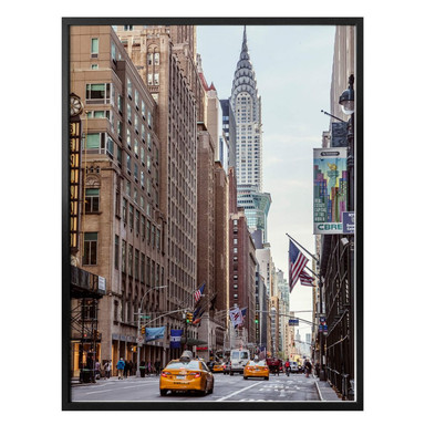 Poster Colombo - Chrysler Building in New York