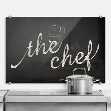 Spritzschutz The Chef
