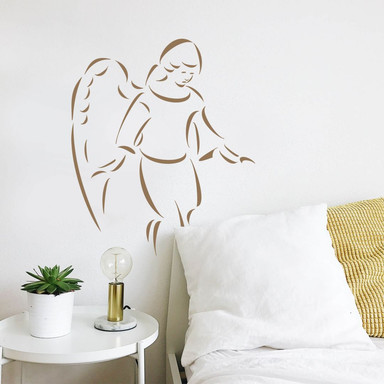 Wandtattoo Engel 1