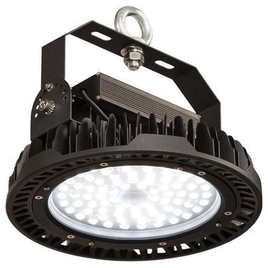 LED Hallenbeleuchtung in Schwarz 104W 12800lm IP65