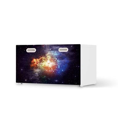 Möbelfolie IKEA Stuva / Fritids Bank mit Kasten - Nebula