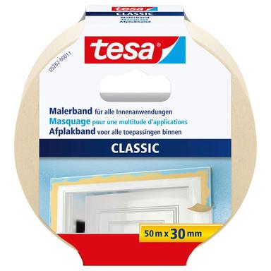 tesa® Malerband Classic 50m x 30mm - Bild 1