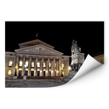Wallprint Bayerische Staatsoper München