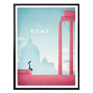 Poster Rivers - Rom
