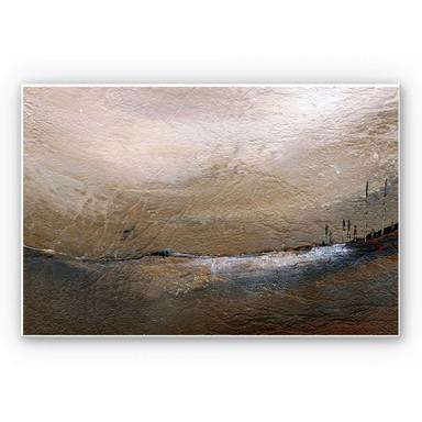Wandbild Niksic - Die Stille