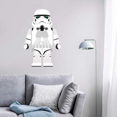 Wandtattoo Gomes - Storm Trooper Spielzeug