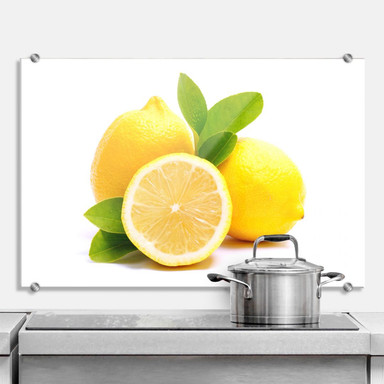 Spritzschutz Lemons