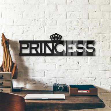 Acrylbuchstaben Princess