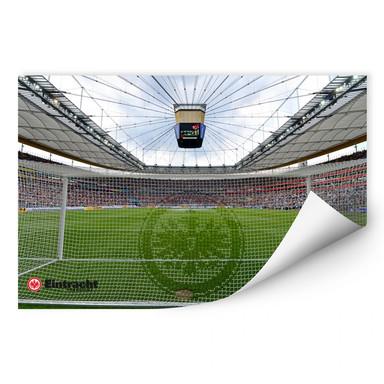 Wallprint Eintracht Frankfurt Arena Tornetz