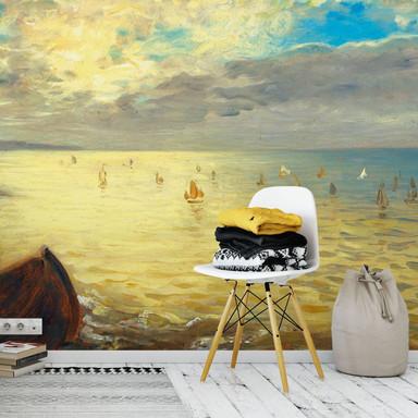 Fototapete Delacroix - Das Meer