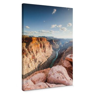 Leinwandbild Colombo - Colorado River im Grand Canyon