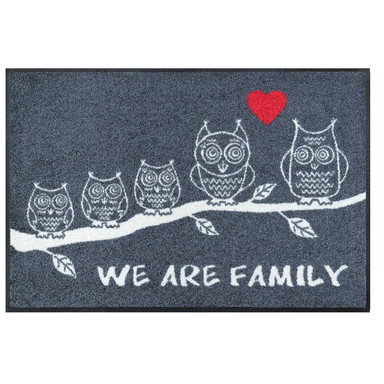Wash&Dry Fussmatte We Are Family 50x75cm