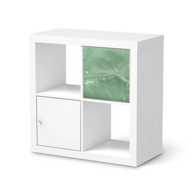 Klebefolie IKEA Expedit Regal Tür einzeln - Jadeglück- Bild 1