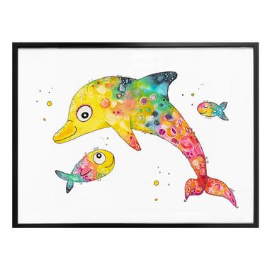 Poster Hagenmeyer - Delfin