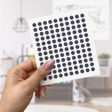 Wandtattoo Kreise (Ergänzungsset) - 14x15cm - Bild 1