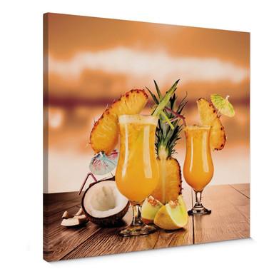 Leinwandbild Cocktail Time