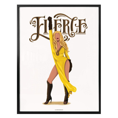 Poster Tohmé - Beyoncé