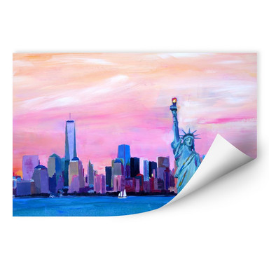 Wallprint Bleichner - Manhattan Skyline