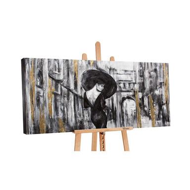 Acryl Gemälde handgemalt Filmstreifen 140x70cm - Bild 1