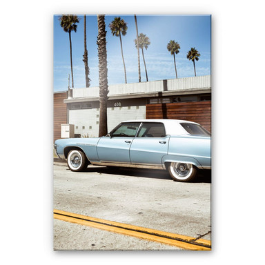 Acrylglasbild Ochlich - Miami Oldtimer