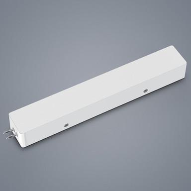 Gehäuse für Vigo LED Treiber in weiss-matt Endeinspeisung