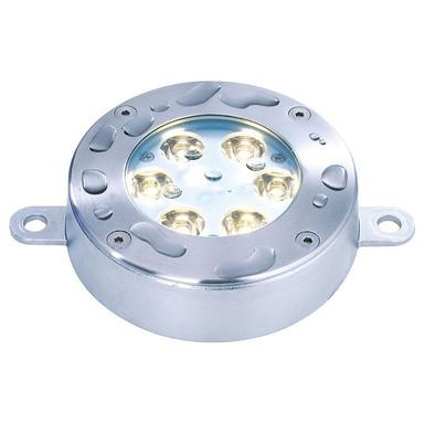 LED Unterwasserleuchte Shark in Silber 24V 11.8W 3000K IP68 - Bild 1