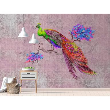 Livingwalls Fototapete Walls by Patel 2 peacock 2 - Bild 1