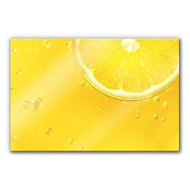 Acrylglasbild Lemon Squeezy