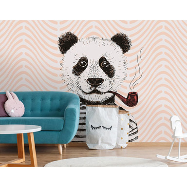 Architects Paper Fototapete Atelier 47 Modern Panda Tiere