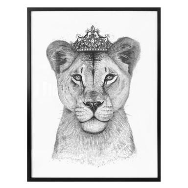 Poster Korenkova - The Lioness Queen
