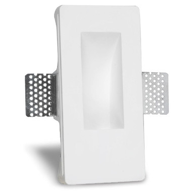 famlights   LED Gipseinbauleuchte Pascal in Weiss