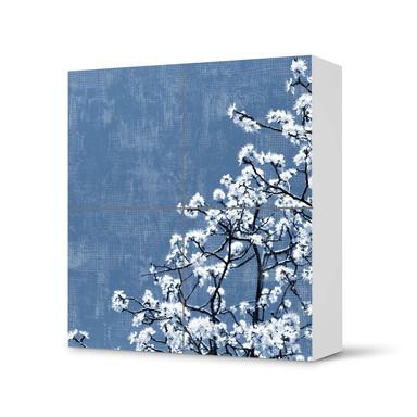 Klebefolie IKEA Besta Schrank 4 Türen - Spring Tree- Bild 1