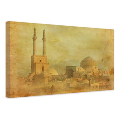 Leinwandbild Moschee - Bild 1
