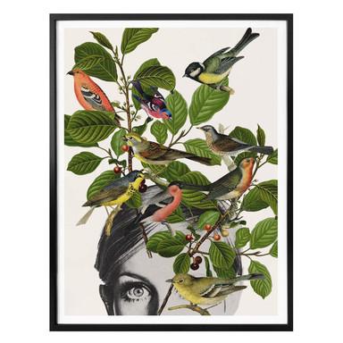 Poster Feldmann - Twiggy Eye